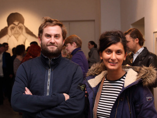 Karl Karner & Linda Samaraweerova