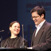 Margarethe Makovec and Anton Lederer (< rotor >)